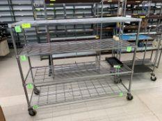 Storoage Racks & Carts