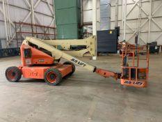 JLG E450A boom Lift