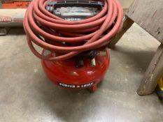 Porter Cable air compressor pancake