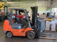 Toyota Forklift Truck - Propane