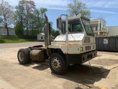 Yard Truck - Kalmar (42520) white Model #: 30, S/n: 308754 Miles as of Feb 2021: 42520