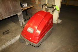 Betco Walk-Behind Floor Sweeper, M/N BPS28, & Kleen Walk-Behind Floor Sweeper, M/N Sweep 27 (NOTE: