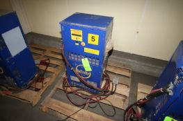 Infinity High Frequency Forklift Battery Charger, M/N FC18/13, S/N 2013010707, 480 Volts, 3 Phase,