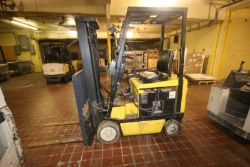 Forklift Lifts, Pallet Jacks, & Material Handling Equipment Auction--Grand Island, Nebraska