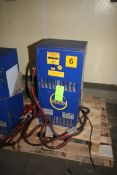 Infinity High Frequency Forklift Battery Charger, M/N FC18/3, S/N 201301010711, 480 Volts, 3