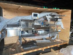 2019 CT Pack Single Lane Flow Wrapper with Additional Infeed Conveyor (Approx. $350,000), Model