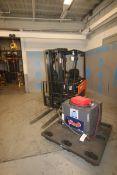 Doosan 3,650 lb. Sit-Down Electric Forklift, M/N B2DT-7, S/N FBA11-2400-00667, with 36 Volt Battery,