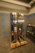 Krones Checkmate Check Weigher Tower, M/N Checkmat 761, Manuf. No.: K761049 & K761050, 230 Volts,