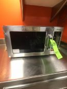2016 PANASONIC MICROWAVE, MODEL NE - 1064F T, S/N 6H66150172 (INV#74564)(LOCATED AT MDG AUCTION