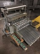 Adamatic 8-Pocket Kaiser Roll Stamper, includes duster, rebuilt by ASI(***Located in Hanover,