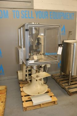 Manesty/Oyster Rotary Tablet Press, M/N B3B, S/N 277252 (INV#78123)(Located @ the MDG Showroom -