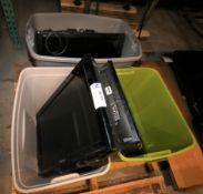 "Lot of (3) Panasonic Viera 26"" TV Monitors,(INV#78243)(Located @ the MDG Showroom - Pgh., PA)("