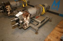 APV 5 hp Positive Displacement Pumps, Size: R4HD,