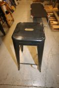 """(24) 30"""" H Steel Stools, Stackable(INV#78218)(Located @ the MDG Showroom - Pgh., PA)(Rigging,"""