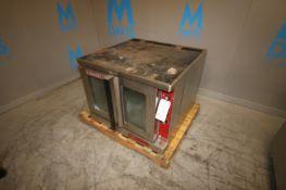 Blodgett 2-Door S/S Convection Oven,