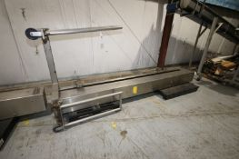 MTC 11 ft H Portable S/S Column Lift, M/N