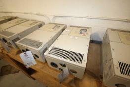 Yaskawa Vari-Speed F7 VFD,M/N CIMR-F7U4030, 480 Volts-60.0A (INV#77979)(Located @ the MDG Showroom -