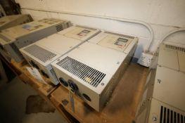 Yaskawa Vari-Speed F7 VFD,M/N CIMR-F7U4030, 480 Volts-60.0A (INV#77980)(Located @ the MDG Showroom -