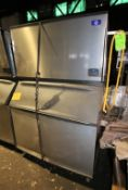 Manitowoc Ice Maker, Model B970, SN 1101350439(INV#65782) (Located at the MDG Auction Showroom in