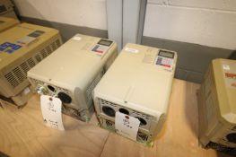 Yaskawa Vari-Speed F7 VFD,M/N CIMR-F7U4015, 480 Volts-31.0A (INV#77976)(Located @ the MDG Showroom -
