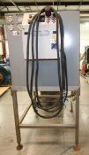 "Mokon ""Iceman"" Chiller, Model AC2A07-60, SN49679, 230V 3 Phase, R22 Refrigerant, Mounted on S/S"