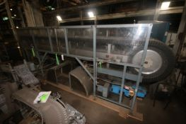 IMH/Arrowhead Horizontal Bottle Rinser,Type Bottle Rinser, Overall Dims.: Aprox. 18' L x 4' W x