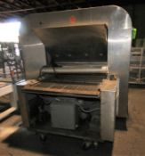 "Oates S/S Depositor with 42"" W Belt (INV#65769)(Located at the MDG Auction Showroom in Pittsburgh,"