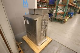 "Print Systems Control Box,M/N Merlin DV, Overall Dims.: Aprox. 39"" L x 27"" W x 57"" H (INV#75159) ("