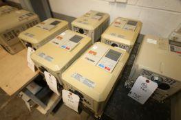 Safftronics 6P5 VFD,M/N CIMR-P5U47P5, 460 Volts, 3 Phase (INV#77975)(Located @ the MDG Showroom -