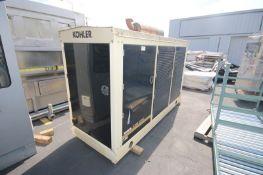 2008 Kohler Power System 150 Natural Gas StandbyGenerator, M/N 150RZGB, S/N 2207194, 188 KVA,
