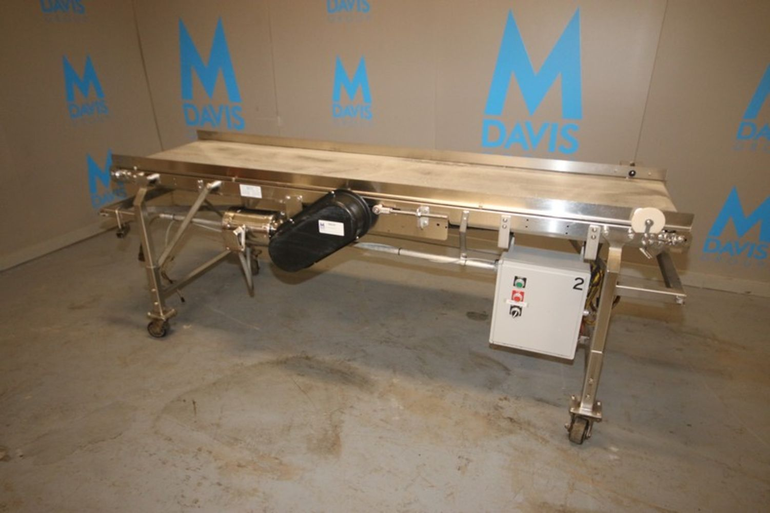 Spring Sale @ the MDG Auction Showroom - F&B Processing and Packaging Equipment from the World's Largest Producers
