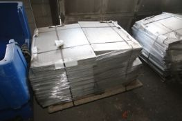 """(2) Pallets of S/S Screens,Aprox. 30"""" L x 23"""" W (INV#70032)(Located at MDG Auction Showroom -"""