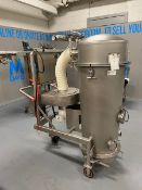 Marchant Schmidt Inc. S/S Dust Collector,I.D. No.: 10386 001, with S/S Control Panel Containing