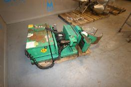 "RICO Hydraulic Barrel Forklift Attachment,with Aprox. 21"" Dia. Clamp on Attachment (INV#80108)("