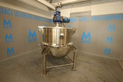 Summer Sale at the M. Davis Group Auction Showroom Featuring Food and Beverage Processing and Packaging Equipment