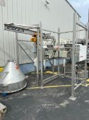 Super Sac Unloading System,Includes S/S Auger Feed on S/S Frame & Drive, Flo-Thru S/S Metal