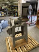 """6"""" Belt Sander, 2hp, 1775 rpm, 208-230/460V 3 phase, Mounted on Stand, (INV#66906) (Located at the"""