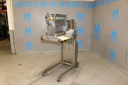 Tiefenthaler Machinery Co. S/S Dry GoodsDepositor, with Sterling 1/2 hp S/S Clad Drive, with