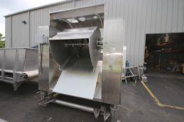 CasaHerrera 1,000 lb. S/S Dough Mixer,M/N HMM1000, S/N MX14081387, 460 Volts, 3 Phase, with Tilt,