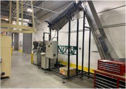 2007 Pressco Technology Inc. INT Orienter, Model M28-045-G008, S/N 04031156-4, 50/60 Hz.,