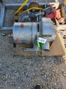 """APV 4"""" Positive Displacement Pump Head, Model DW5/256/7, S/N 10004506 - New Never Installed (Located"""