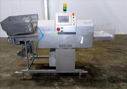 Sesotec Raycon X-Ray Food Inspection System, Type 450/100 US-INT 50. Serial # 11421018293-X.
