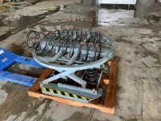 Southworth Pallet Pal 360 Spring Pallet Positioner/Level Loader, Pallet Load Capacity Up to 4,500