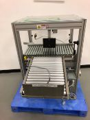Schulz Fordertechnik Conveyor. This is a Roller Coveyor. Mfg in 2007. Last use was in a case weigher