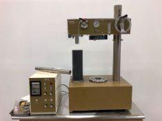 Yamato Pulvis GB-21 Pilot Scale Fluid Bed Dryer/Granulator. 220 Volt, 50 Hz, 18 Amps. Machine