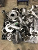 Stainless Steel Fittings and Tubing. As shown in photos (Central New York)