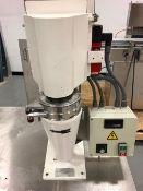 CEPA Continous Centrifuge. Model: LE, Serial: 402 26116. 40,000 RPM, 5 - 30 Liters per hour,
