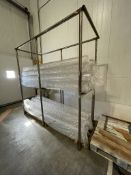 "APPROX. 96"" L X 42"" D X 96"" H RACK WITH APPROX. (24) FILTER CARTRIDGES, (22) 7"" DIA, (2) 10"""