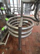 ROUND S/S HOLDING TUBE (SUBJECT TO BULK BID)