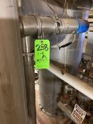 (5) AIR VALVES (MIDWAY UP EVAPORATOR COLUMNS)